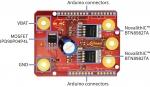 인피니언 테크놀로지스는 아두이노(Arduino) 설계 커뮤니티에서 이용할 수 있도록 RGB 조명과 모터 제어를 위한 2개의 쉴드(shield)를 출시했다.