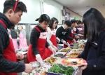 테팔은 보육시설 어린이를 위한 성탄 파티를 열었다