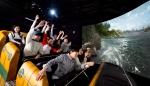 롯데월드 어드벤처가 새로운 테마 존 와일드 투어를 선보인다.