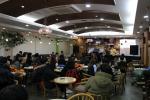 20일 카페 파구스에서 열린 불우이웃돕기위한 크리스마스 다문화콘서트 중 한국팀들의 공연이 이어지고 있다.
