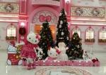 헬로키티아일랜드는 크리스마스를 맞아 23일에서 25일까지 해피 헬로키티 마스 이벤트를 연다.