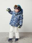 알로봇은 본격적인 겨울 스키시즌을 맞아 아이들을 위한 스키복과 방한용 액세서리 용품을 출시했다.