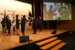 세창인스트루먼트 송승준 대표이사가 대통령표창을 수상하고 있다.