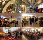 파크에비뉴 엔터식스 한양대점이 19일 오픈한 가운데 금, 토, 일 3일간 약 5만명의 고객이 다녀갔다