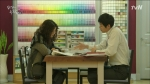 '일리 있는 사랑' 이시영이 던-에드워드 코리아 논현동 매장에서 페인트샵 방문 장면을 촬영했다.