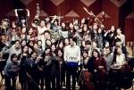 희망찬 새해를 맞이하기 위해 필하모니안즈 서울 오케스트라와 내일도 칸타빌레의 실제 연주자들이 뭉쳐 31일 오후 8시 예술의전당 IBK 챔버홀에서 성황리에 공연을 마쳤다.