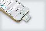 업계 최초의 도시바 TransferJet™ iPhone/iPad/iPod용 어댑터