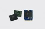 도시바, CES서 세계 최초 PCI 익스프레스 싱글 패키지 SSD 전시