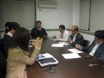 """(사)한국기술개발협회에서 지난 11월에 실시한 """"창업진흥원에서 지원하는 '단계별 맞춤형 지원과제' 1억원 조달""""을 위한 제1차 원포인트코칭 특별세미나 진행 모습"""