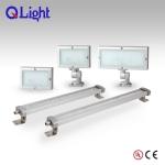 산업용 고휘도 LED 작업등 QML, QMFL시리즈(위쪽 QML시리즈, 아래 QMFL시리즈)