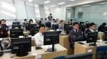 중국어 HSK iBT 시험장 모습이다.