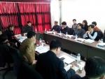 군산대는 VISION 2022 성공적 실현 위한 주요 보직자 워크숍을 개최했다.