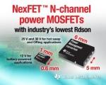 TI는 자사의 NexFET 제품군에 11개의 새로운 N채널 전력 MOSFET 제품을 추가한다고 밝혔다.