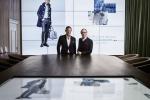 타미 힐피거, 혁신적인 디지털 전시실 개설로 영업경험 전환