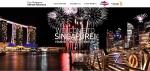 싱가포르관광청은 공동으로 이벤트 페이지를 개설하고 3월 31일까지 테마에 맞는 싱가포르 체험기 및 여행 영상을 공유하는 싱가포르 어드벤처 캠페인을 진행한다. 사진은 이벤트 페이지