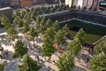 9/11 메모리얼 플라자(Memorial Plaza), 뉴욕