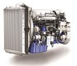볼보트럭코리아는 유로6 모델의 3월 공식 출시를 앞두고 1월 26일부터 사전예약 판매에 본격 돌입했다. 사진은 향상된 엔진 출력과 연비 효율성을 자랑하는 볼보트럭의 신형 유로6 엔진의 모습.