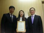 한국NPD개발원, 농림축산식품부 농업경영연구기관 인증 기념
