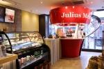 비엔나 커피 율리어스 마이늘이 대구 동성로점을 오픈했다.