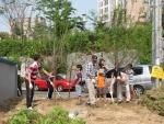 지역주민과 함께하는 도시 숲 가꾸기