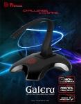 다빈치인터내셔널이 티티 이스포츠(Tt eSPORTS)의 마우스 전용 번지인 갈레루(Galeru)를 선보인다.