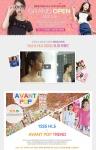 하프클럽닷컴이 지난 26일부터 팬 아시아 브랜드 에이치엘에스(HLS)를 국내 최초로 선보였다.