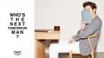 남성복 브랜드 TNGT에서 새로운 모델을 맞추는 페이스북 이벤트를 진행한다.