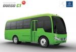 선롱버스코리아에서 도시형버스 전용모델 두에고CT를 출시했다.
