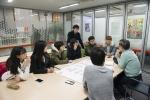 제1회 청소년 대학생 창업캠프 팀별 멘토링