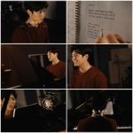 박보검이 신인 가수 디어의 미니 앨범 타이틀곡 Forget You의 티저 영상을 공개했다.