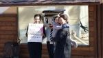 삼정더파크 동물원에서 8일 포돌이와 함께하는 아동학대 예방 캠페인을 진행했다.