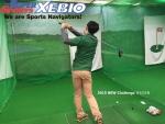 슈퍼스포츠제비오가 2015 NEW Challenge 골프 장타대회를 실시한다.