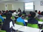 광양만권에이치알디센터가 플랜트 용접과정 교육생을 모집한다.