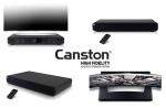 캔스톤어쿠스틱스가 IPTV/TV 연결에 최적화된 공간 절약형 홈씨어터 스피커 캔스톤 F&D T280 SoundPlate를 출시했다.