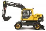 볼보건설기계코리아 국내영업서비스에서 EW 145B 중고 수출용 스페셜 에디션 팩을 출시했다.