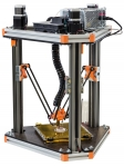 이구스 제품이 적용된 3D 프린터 직동 베어링, 에너지 공급 시스템부터 마찰 최적화 필라멘트까지 트리보 전문가 이구스는 3D 프린터에 적용 가능한 다양한 제품을 생산한다. (출처: 한국이구스)
