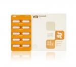 VB(Vital Beauty)가 국내 최초의 4중 코팅 기술을 도입한 강력한 유산균 캡슐로 장 건강부터 신체를 케어해주는 멀티 액션 유산균 건강기능식품 프로바이오를 13일 출시했다.