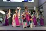 인천국제공항공사가 한국문화재재단과 함께 새해맞이 福잔치를 개최한다 .