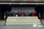 사단법인 함께하는 사랑밭과 인터넷 비즈니스 전문업체 IMI가 14일, 사랑의 떡·만두 나눔 행사를 열었다.