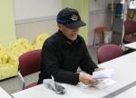 한국백혈병어린이재단을 찾은 문건용(80세·가명) 씨가 7,100만원의 후원금을 전달했다.