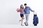 골프웨어 그린조이가 2015년 봄 신상품 화보를 선보였다