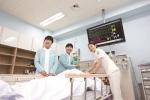 용인송담대학교 간호과가 제55회 간호사 국가고시에 100% 합격했다.