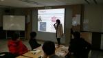 한국보건복지인력개발원 부산사회복무교육센터에서는 26일 직무교육 중 지역사회의 명사를 초청하여 사회복무요원들의 커뮤니케이션 능력향상을 위한 특강을 진행하였다.