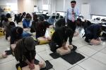 부산사회복무교육센터가 재난안전 및 응급처치법 교육을 실시하였다