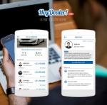 헤이딜러 앱을 통한 모바일 중고차 경매