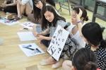 서울문화재단 창의예술교육과정 관련 이미지(2013 교육)