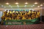 세계예술치료협회가 장애아동과 가족을 위한 특별한 캠프를 실시한다