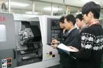 컴퓨터응용기계과 CNC선반 실습