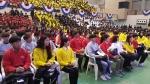 호원대학교가 3월 2일 11시 호원문화체육관에서 2015학년도 신․편입생 1,921명과 강희성 총장 및 대학 관계자들과 학부모 등 2,500여명이 참석한 가운데 신․편입생 입학식을 거행했다.