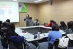 2기 청소년운영위원회 평가회의 모습